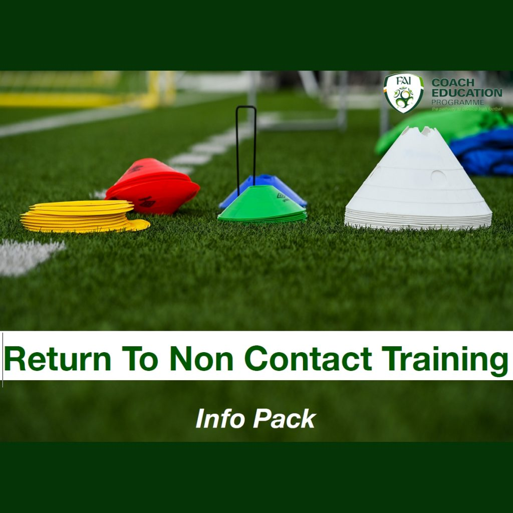 Safe Return to Training